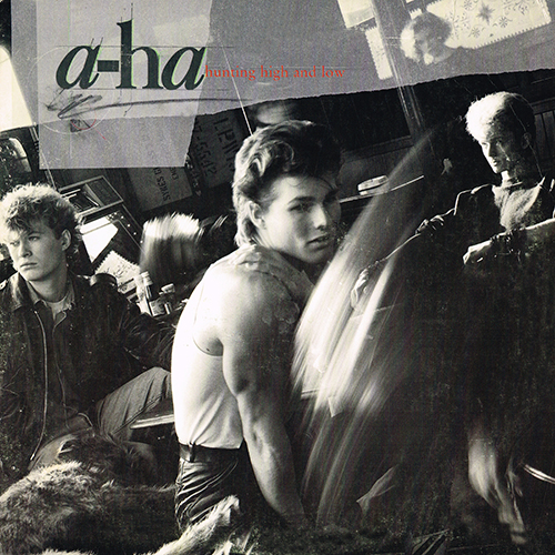 a-ha - Hunting High And Low [Warner Brothers Records WB 25300-1] (1 June 1985)