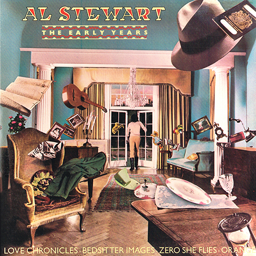 Al Stewart - The Early Years [Janus Records 2JXS-7026] (1977)