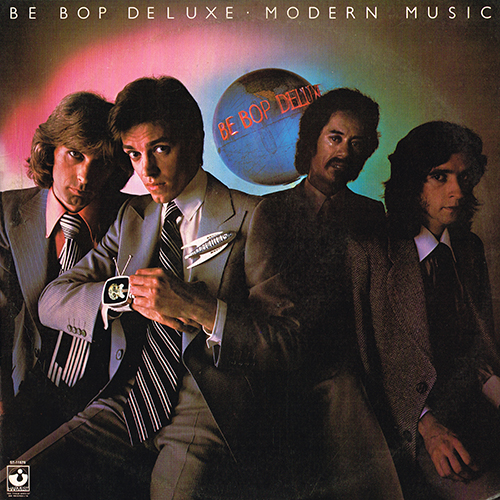 Be Bop Deluxe - Modern Music [Harvest ST-11575] (1976)