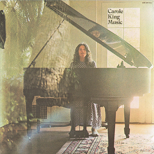 Carole King - Music [Ode SP 77013] (1971)