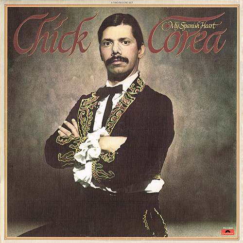 Chick Corea - My Spanish Heart [Polydor PD-2-9003] (10-1976)