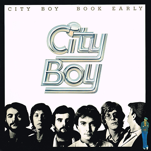 City Boy - Book Early [Vertigo 9102 028] (1978)