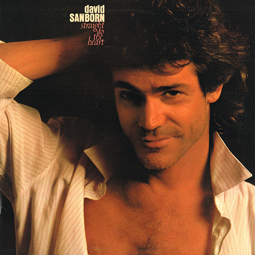 David Sanborn - Straight To The Heart [Warner Bros 9 25150-1] (1984)