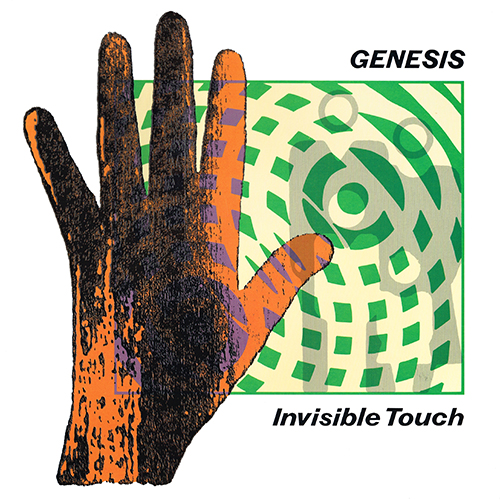 Genesis 1986 Invisible Touch (Atlantic 81641-1-E)