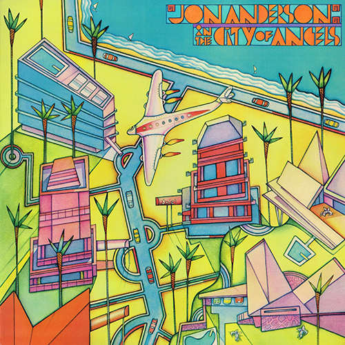 Jon Anderson - In The City Of Angels [Columbia BFC 40910] (1988)