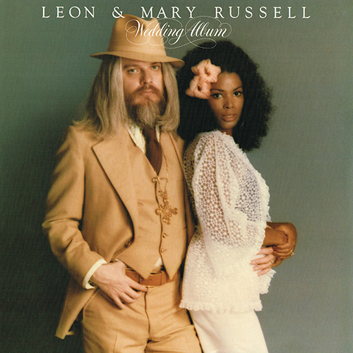 Leon & Mary Russell - Wedding Album [Paradise Records PA 2943] (1976)