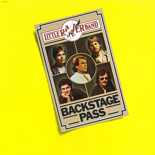 Little River Band - Backstage Pass [Capitol SWBK-12061] (1980)