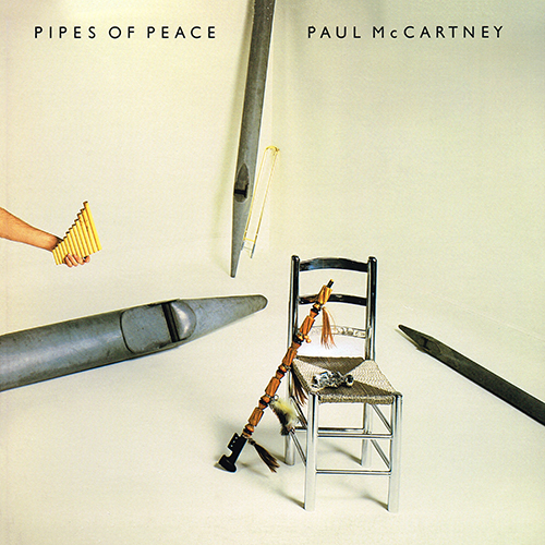 Paul McCartney - Pipes Of Peace [Columbia QC 39149] (1983)