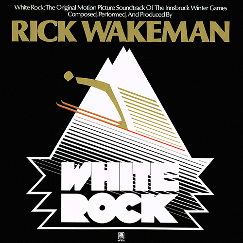Rick Wakeman - White Rock [A&M SP-4614] (1977)