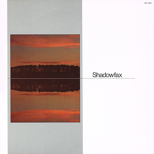Shadowfax - Shadowfax [Windham Hill WH-1022] (1982)
