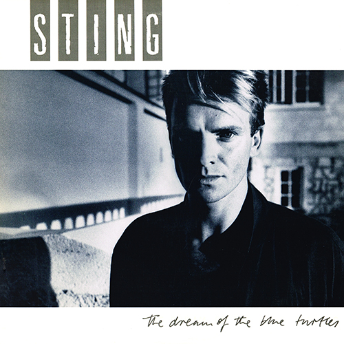 Sting - The Dream Of The Blue Turtles [A&M SP-3750] (1985)