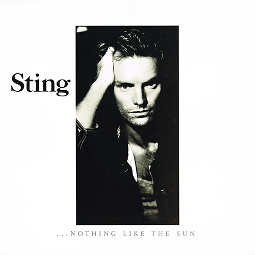 Sting - ...Nothing Like The Sun [A&M SP 6402] (1987)