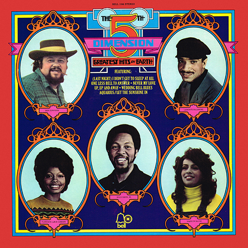 The 5th Dimension - Greatest Hits On Earth [Arista AL 4002] (1972)