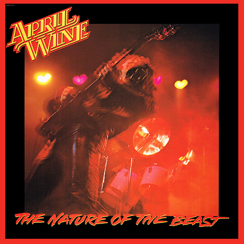 April Wine - The Nature Of The Beast [Capitol Records SOO-12125] (1981)