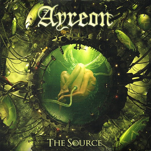 Ayreon - The Source [Music Theories Recordings MTR 7515 1] (2017)