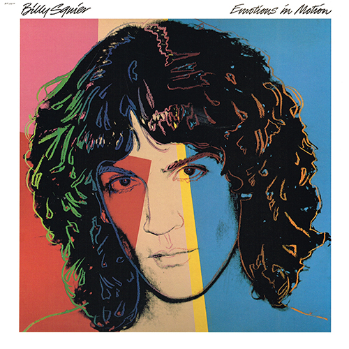 Billy Squier - Emotions In Motion [Capitol ST-12217] (1982)