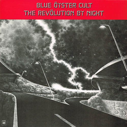 Blue Oyster Cult - The Revolution By Night [Columbia FC 38947] (November 1983)