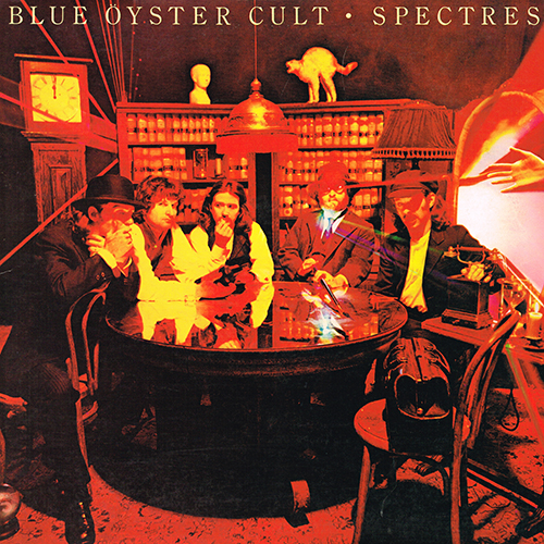 Blue Oyster Cult - Spectres [Columbia JC 35019] (November 1977)