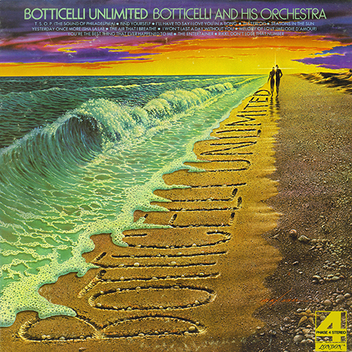 Botticelli And His Orchestra: Botticelli Unlimited (1974)