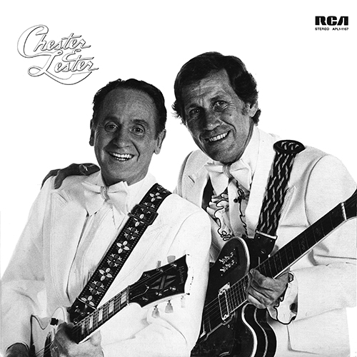 Chet Atkins: Chester And Lester (1976)