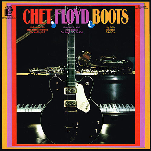 Chet Atkins: Chet Floyd And Boots (1971)