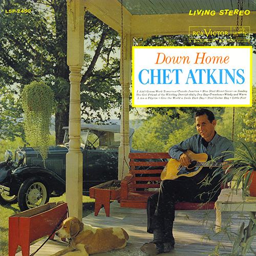 Chet Atkins: Down Home (1962)
