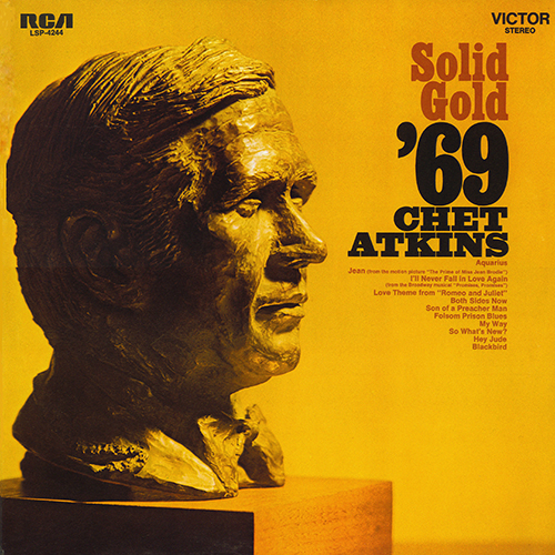 Chet Atkins: Solid Gold '69 (1969)