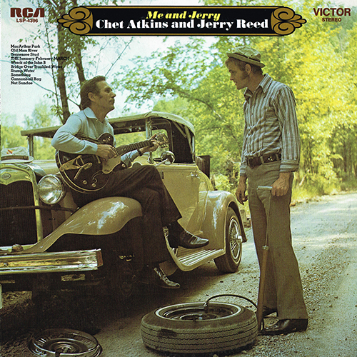 Chet Atkins: Me And Jerry (with Jerry Reed) (1970)