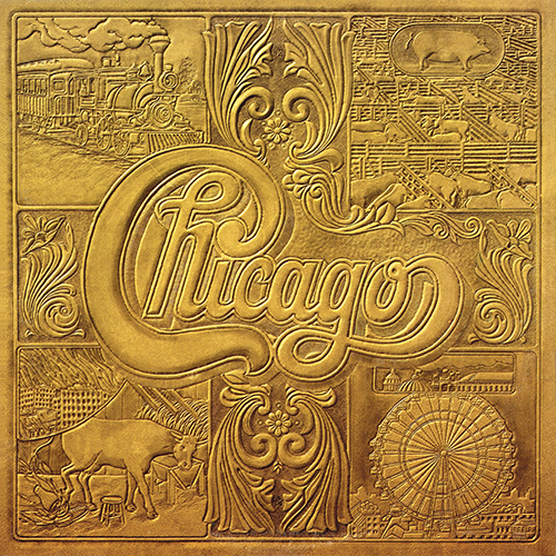 Chicago - Chicago VII [Columbia Records CG 32810] (11 March 1974)