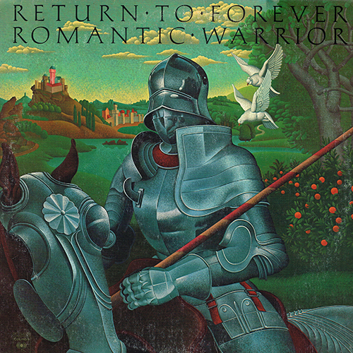 Return To Forever - Romantic Warrior [Columbia PC 34076] (1976)