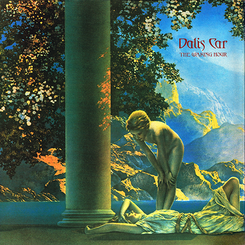 Dalis Car - The Waking Hour [Paradox Records DOXLP1] (November 1984)