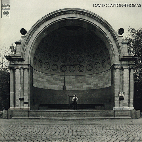David Clayton-Thomas - David Clayton-Thomas [Columbia KC 31000] (1972)