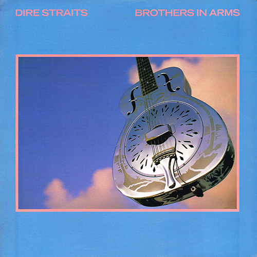 Dire Straits - Brothers In Arms [Warner Bros W1-25264] (13 May 1985)