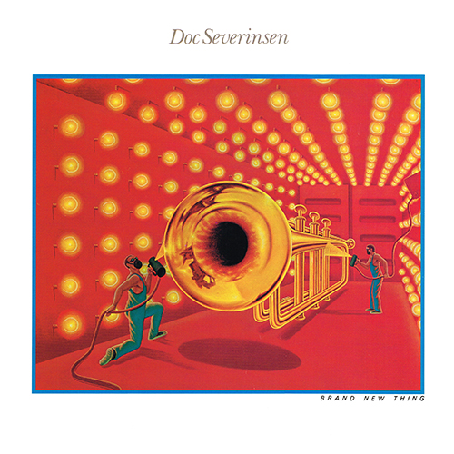 Doc Severinsen - Brand New Thing  [Epic PE 34925] (1977)