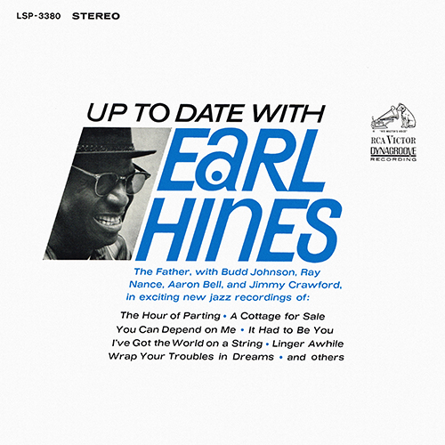 Earl Hines - Up To Date With Earl Hines [RCA Victor LSP-3380] (1965)