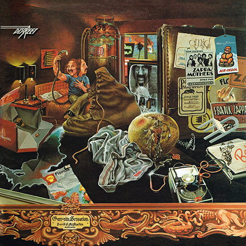 Frank Zappa / The Mothers - Over-Nite Sensation [Discreet MS 2149] (7 September 1973)