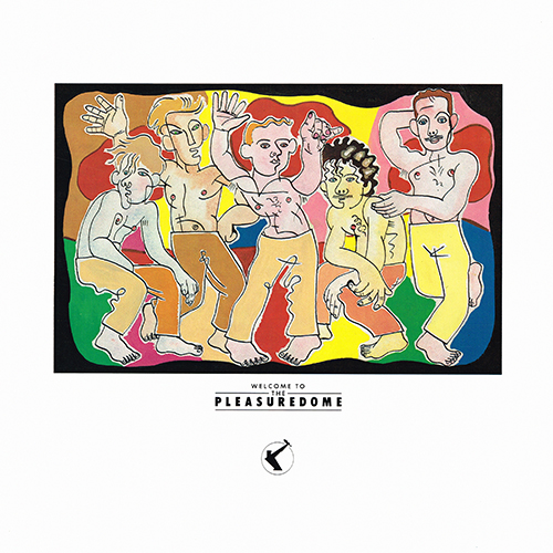 Frankie Goes To Hollywood - Welcome To The Pleasuredome [Island/ZZT 7 90232-1-H] (29 October 1984)