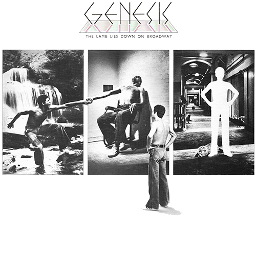 Genesis - The Lamb Lies Down On Broadway [Atco SD 2-401] (1974)