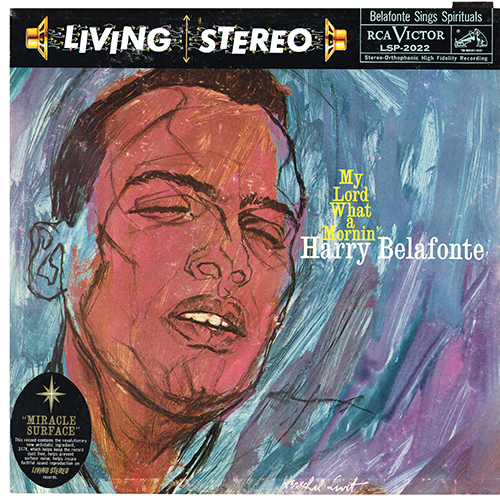 Harry Belafonte - My Lord What A Mornin' [RCA Victor LSP-2022] (1960)