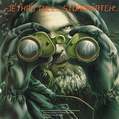 Jethro Tull - Stormwatch [Chrysalis CHR 1238] (14 September 1979)