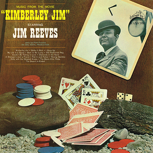 Jim Reeves - Music From The Movie ''Kimberley Jim'' [RCA LPM-2780] (1964)