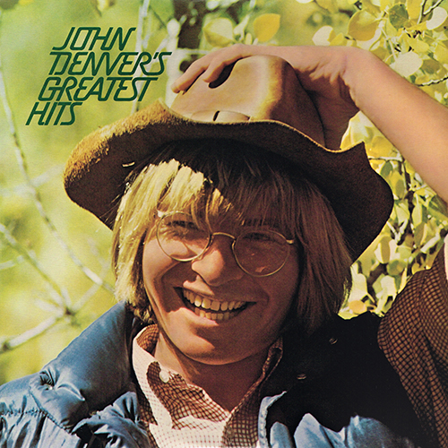 John Denver - John Denver's Greatest Hits [RCA CPL1-0374] (November 1973)