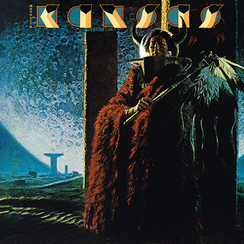 Kansas - Monolith [Kirshner FZ 36008] (May 1979)