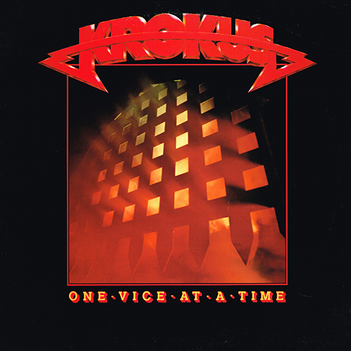 Krokus - One Vice At A Time [Arista AL 9591] (03-01-1982)
