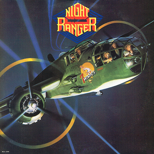 Night Ranger - 7 Wishes [MCA MCA-5593] (1985)