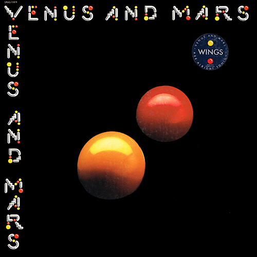 Paul McCartney & Wings - Venus And Mars [Capitol SMAS-11419] (1975)