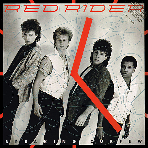 Red Rider - Breaking Curfew [Capitol ST-12317] (1984)