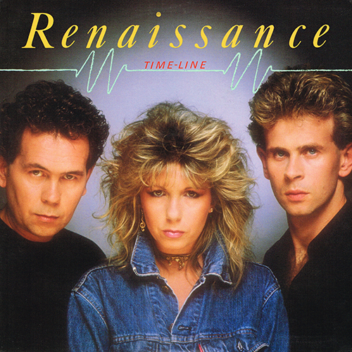 Renaissance - Time-Line [I.R.S. Records SP-70033] (1983)