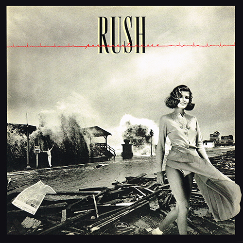 Rush - Permanent Waves [Mercury SRM-1-4001] (7 Jan 1980)