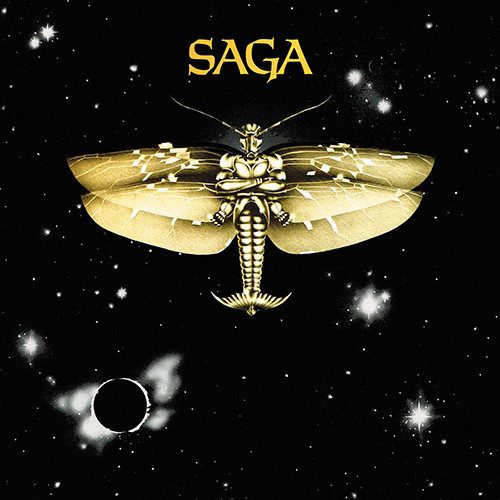 Saga - Saga [Maze Records ML-8001] (8 April 1978)